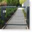 Drehtor, Gartentor, Pforte einflügelig, 2.000 x 1.400 mm (BxH)